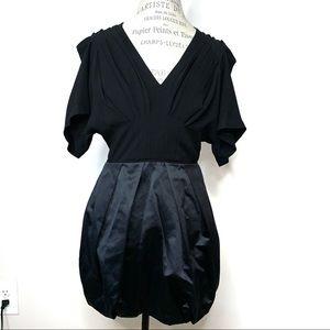 BCBG Runway Black Dress Size 6